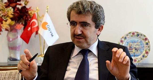 ÖSYM eski Başkanı Ali Demir için flaş gelişme
