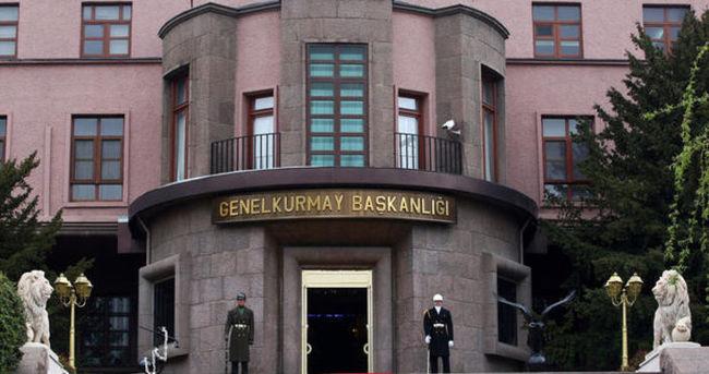 Hakkari'de PKK'dan askere taciz ateşi