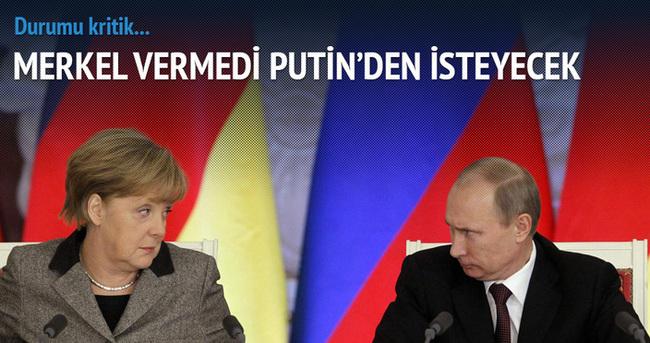 Çipras Putin'den para isteyecek
