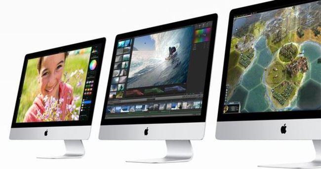 Apple bu yıl 8K ekranlı iMac'i piyasaya sürecek