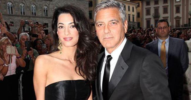 George Clooney'nin evine yaklaşana 600 dolar para cezası
