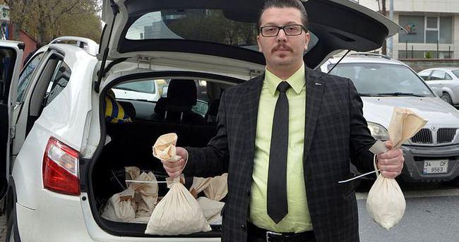 85 kilogram parayla milletvekili adayı oldu