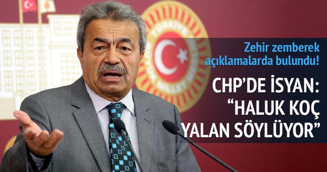 Kamer Genç isyan etti CHP karıştı