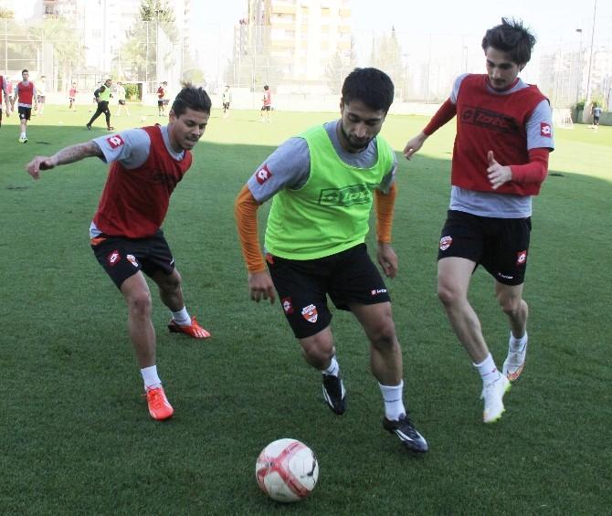 Adanaspor'da Giresunspor Maçı Hazırlıkları Başladı