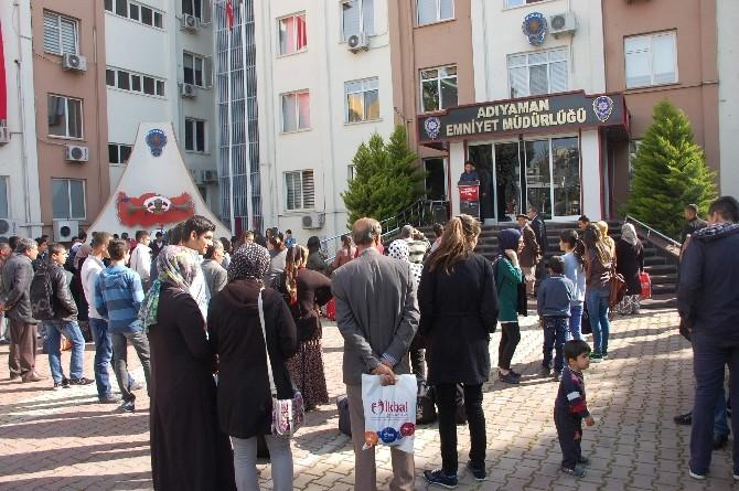 Gençler Çanakkale Ve İstanbul'a Doğru Yola Çıktı