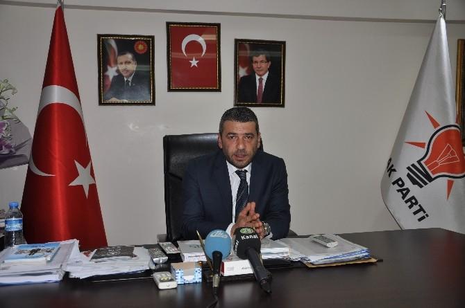 AK Parti Giresun İl Teşkilatından Açıklama
