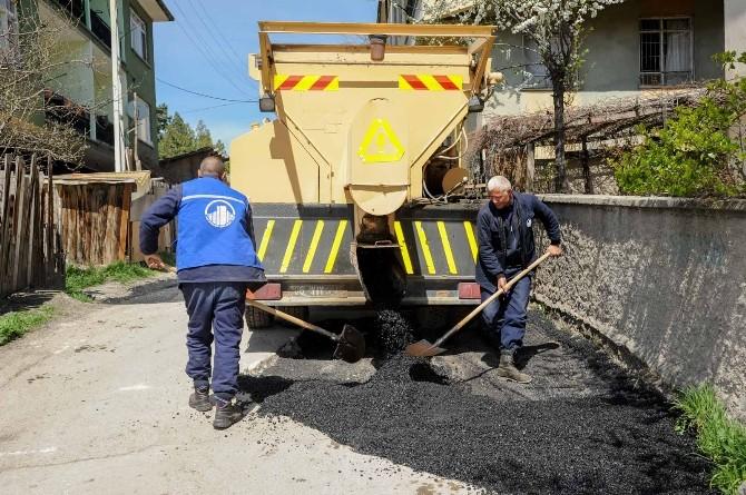 Altındağ'da Vatandaş-belediye İşbirliği