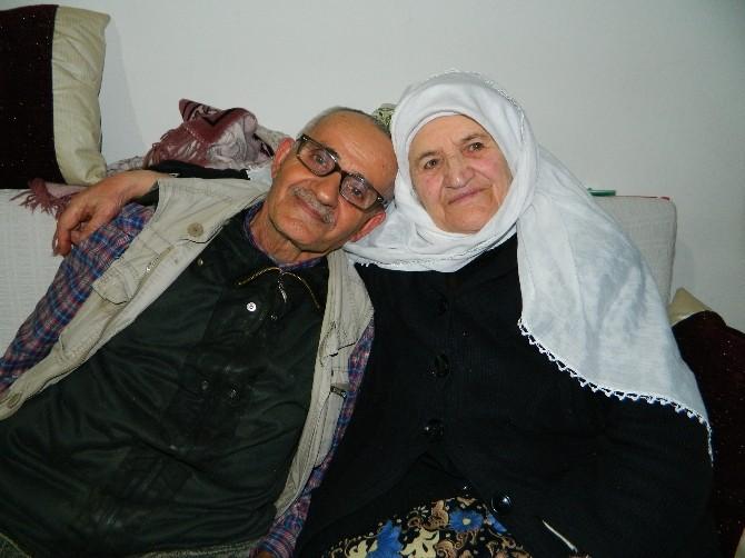 Kardeşler 70 Yıl Sonra Birbirini Buldu