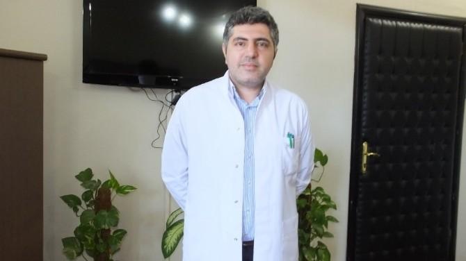 Burhaniye Devlet Hastanesinde Hasta Sayısı Arttı