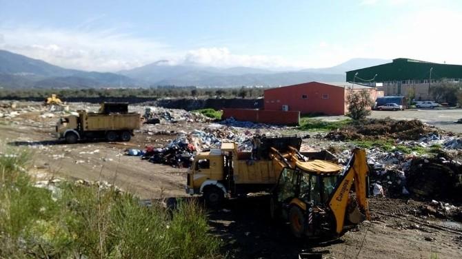 Altnoluk, Güre Ve Akçay Çöplükleri Kapatıldı