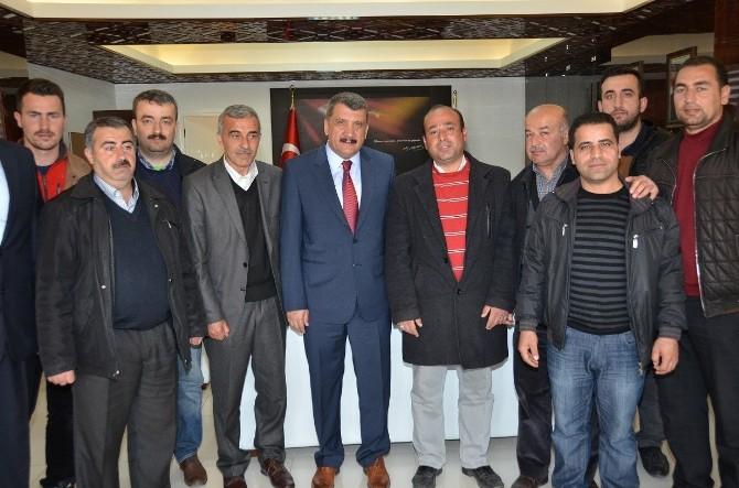"""Başkan Gürkan: """"Rahmeti Kontrol Etmeliyiz"""""""