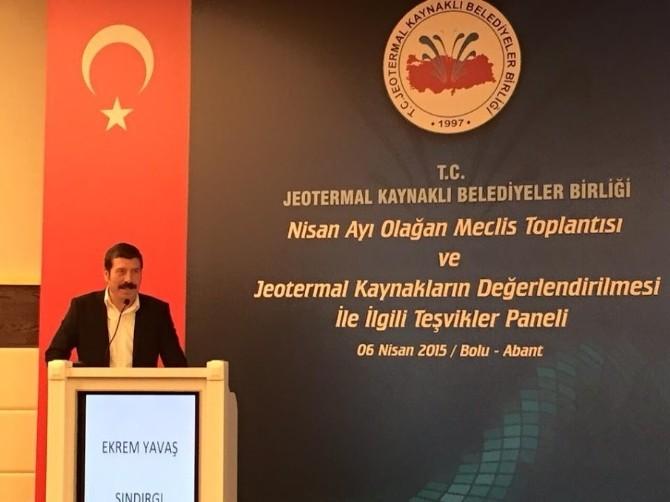 Başkan Yavaş, Jkbb Toplantısında Konuştu