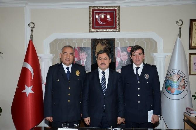 Türk Polis Teşkilatının 170. Kuruluş Yıldönümü Kutlanıyor