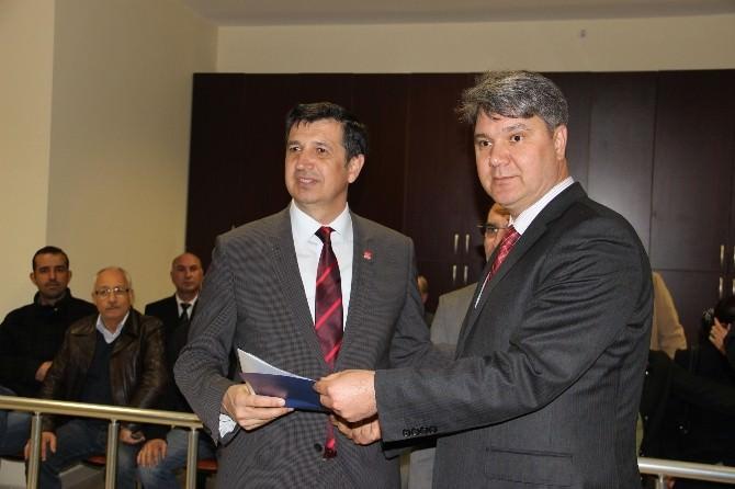 CHP Edirne Milletvekili Adayları Mazbatalarını Aldı