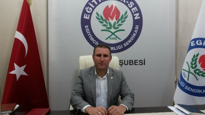 Eğitim Bir-sen'den Polis Haftası Kutlaması