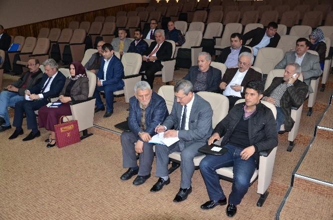 Erenler Belediyesi'nde Nisan Ayı Meclis Toplantısı Yapıldı
