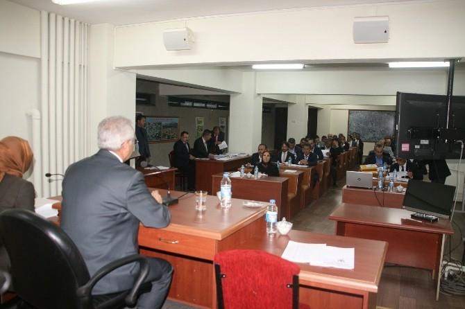 Erzincan Belediye Meclisi Nisan Ayı Toplantısı Yapıldı