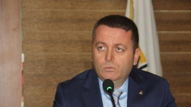"""Sarıoğlu, """"Yeni Ve Güçlü Türkiye Yolunda Çalışmaya Devam Edeceğim"""""""