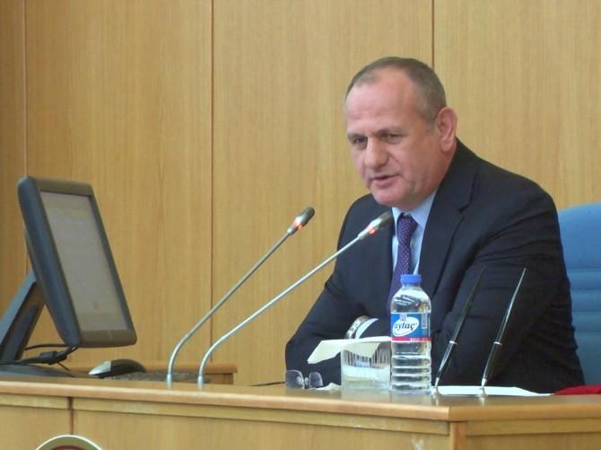Düzce Belediye Meclisi Toplandı