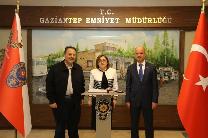 Gaziantep'in Trafik Sıkıntısını Birlikte Çözecekler