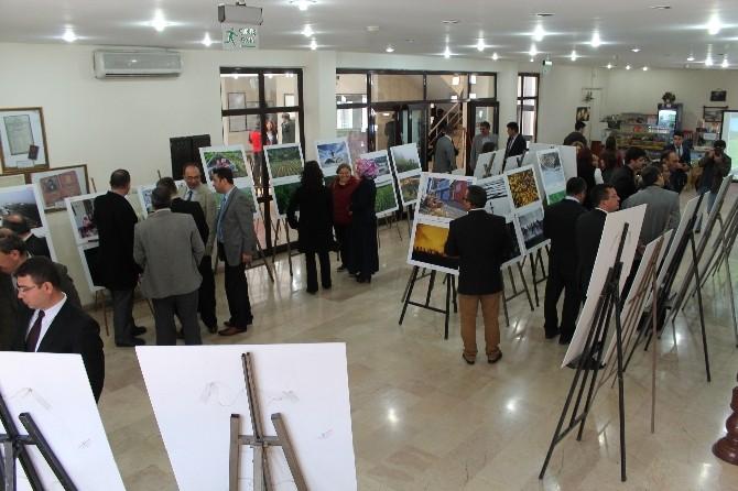 Tarım Ve İnsan Fotoğraf Sergisi Açıldı