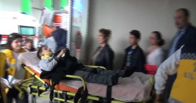 Giresun'da Fırtına: 13 Yaralı