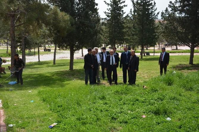 Kilis Belediyesi'nden Bahar Çalışması