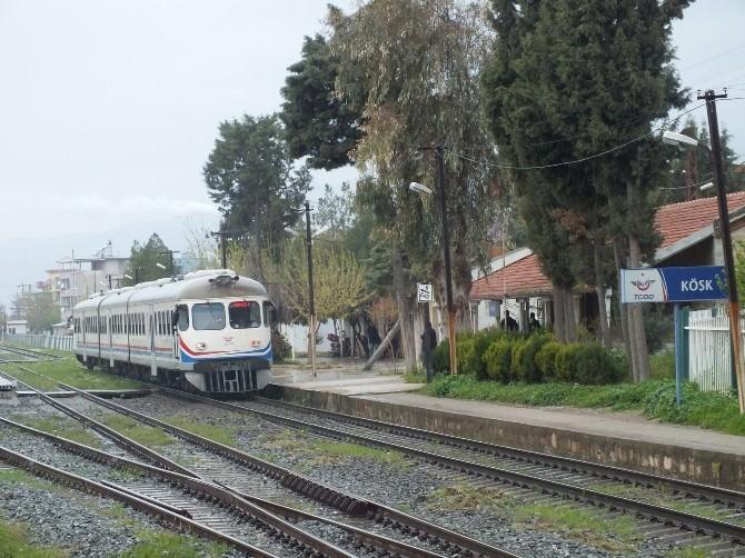Başkan Kılınç'tan Köşk Halkına Tren Garı Müjdesi