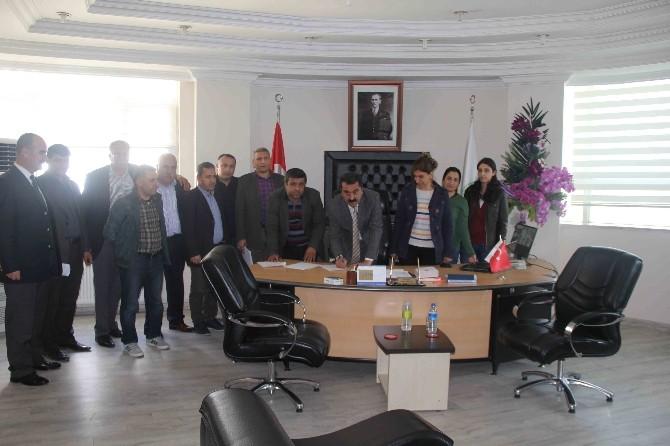 Kulp Belediyesi İle Genel-iş Sendikası Arasında Tis İmzalandı