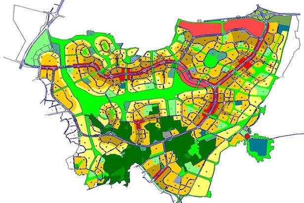 Nilüfer Belediyesi Eko Kent Projesi'nde Israrcı