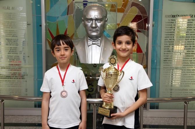 Özel Sanko İlkokulu Öğrencilerinin Satranç Başarısı