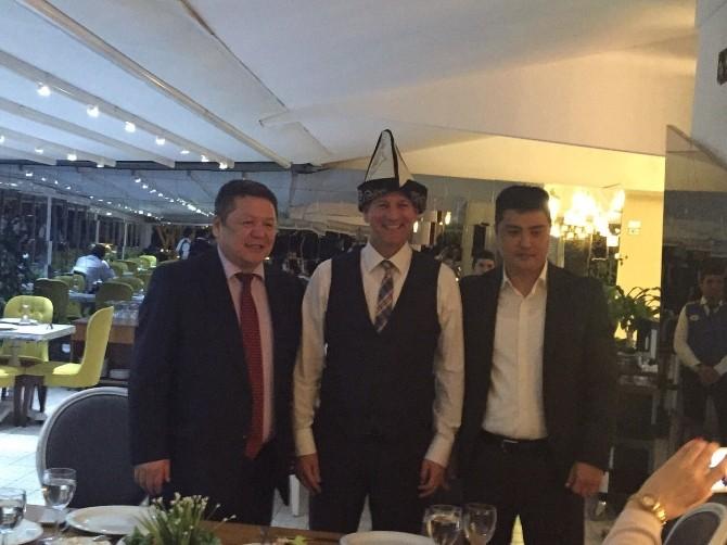 Kırgız Sağlıkçıların Kılavuzu Adana Medline Oldu