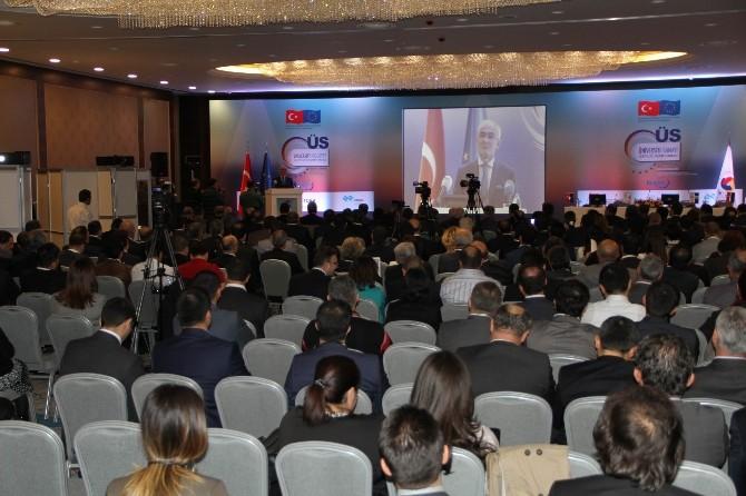 Uluslararası Üniversite-sanayi İşbirliği Konferansı