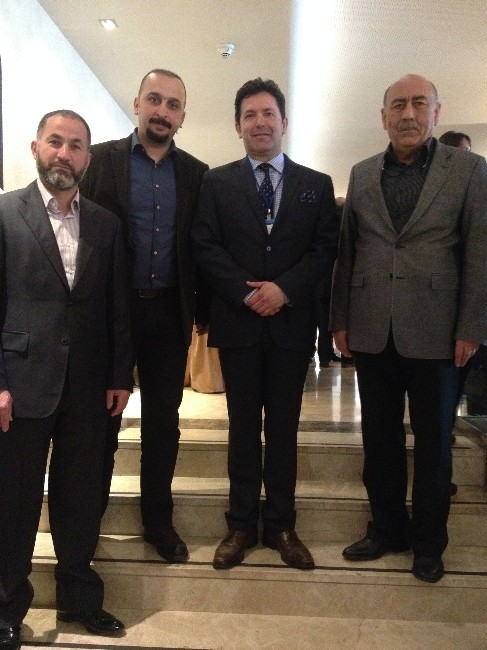 Didim, Türkiye-yunanistan Turizm Çalıştayına Katıldı