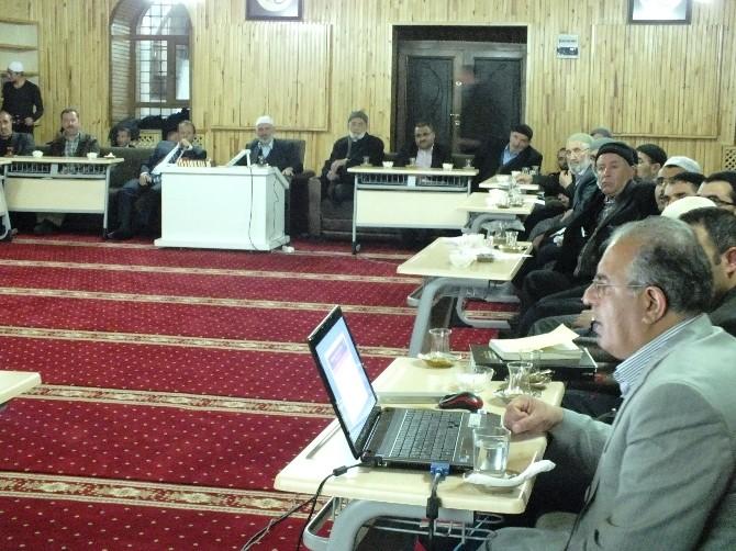 Van'da 'İlim Meclisi' Toplantısı