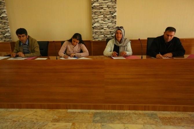 Edremit Belediye Meclisi Toplantısı
