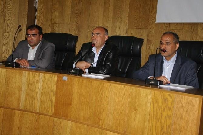 Nisan 2015 Meclis Toplantısı Başladı