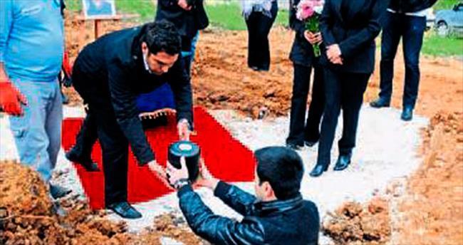 Külleri Antalya'da toprağa verildi