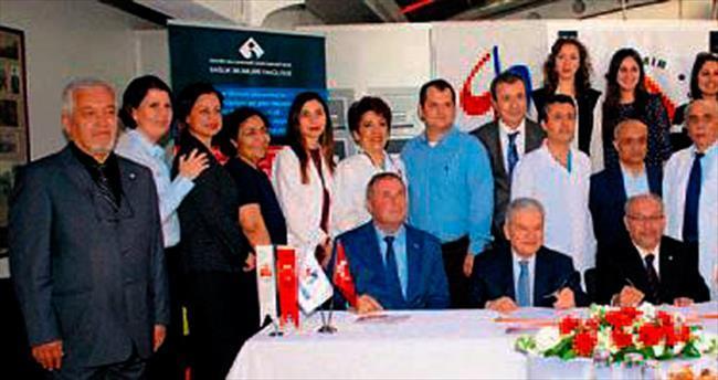 İki kurumdan sağlık işbirliği
