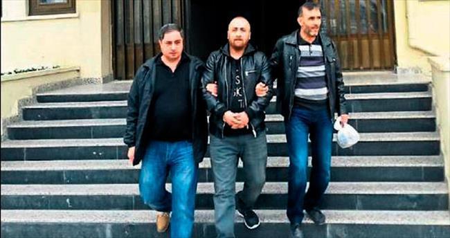 Cezaevi firarisi ATM'den hırsızlık yapınca yakalandı