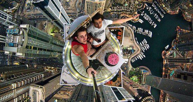 Nikon selfie çubuğunu duyurdu
