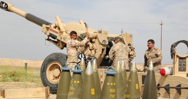 Irak ordusu iki bölgeyi DEAŞ'tan kurtardı