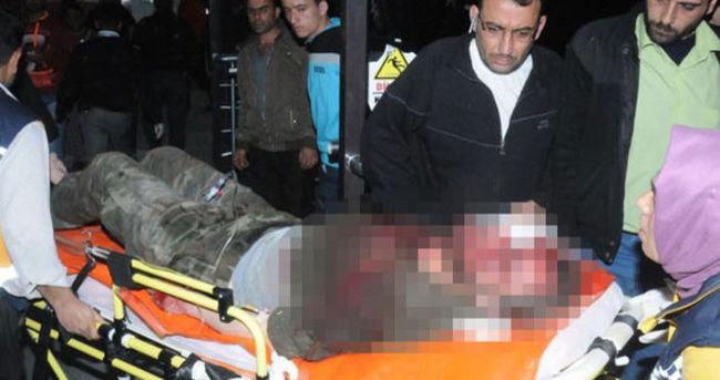 DEAŞ Kilis sınırında bomba patlattı çok sayıda ölü var