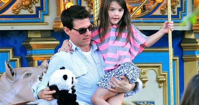 Tom Cruise kızını 1 buçuk yıldır görmüyor