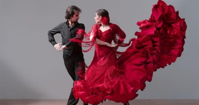 İstanbul'da flamenko rüzgarı esecek