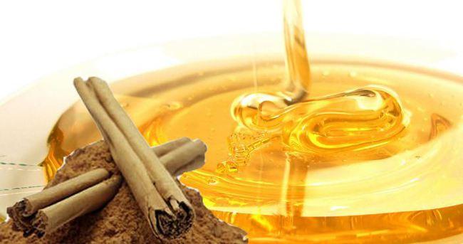 Kalori yakmak için tarçınlı ballı çay