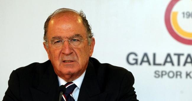 Galatasaray'da divan başkanı yeniden Aktar