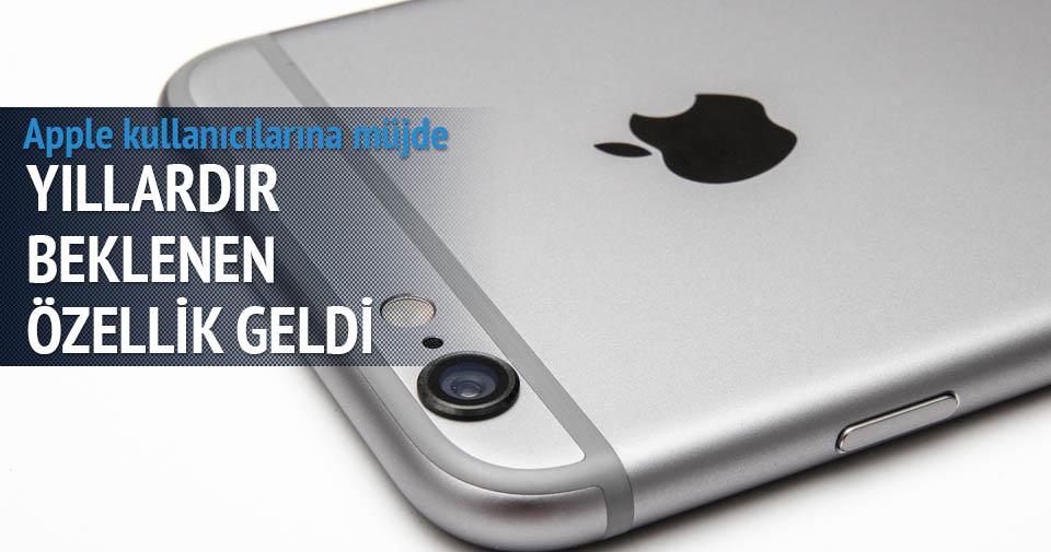 iOS 8.3 kullanıma sunuldu