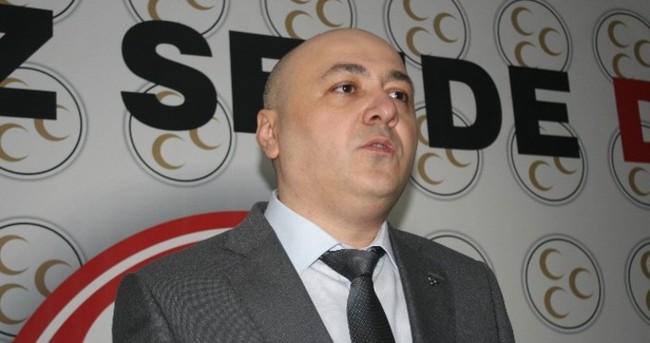 MHP'de Suat Konuk adaylıktan çekildi