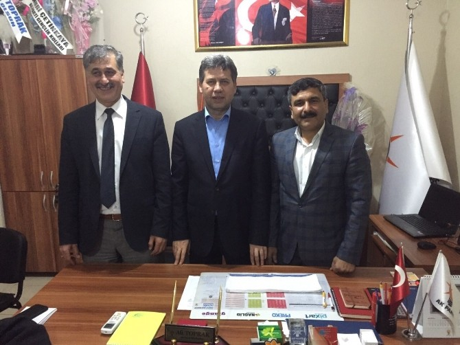 AK Parti Milletvekili Adayı Poyrazlı Savaştepe'de